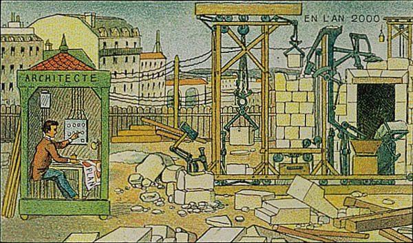 Artist rendering of Fullsteam's progress